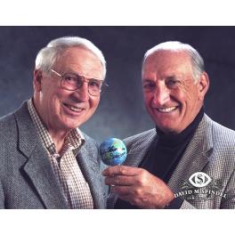 Ralph Branca & Bobby Thomson