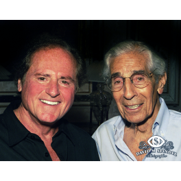 Warner Wolf & Phil Rizzuto