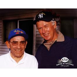 "Yogi Berra & Gene ""Stick"" Michaels"